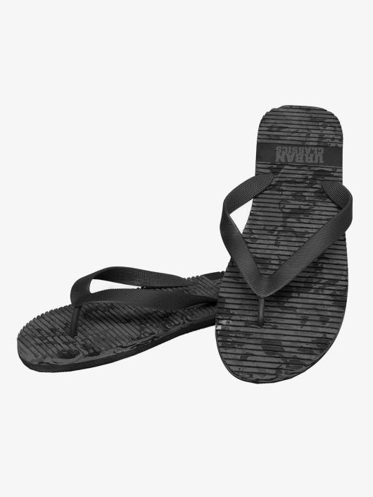 Urban Classics Badesko/sandaler Basic kamuflasje