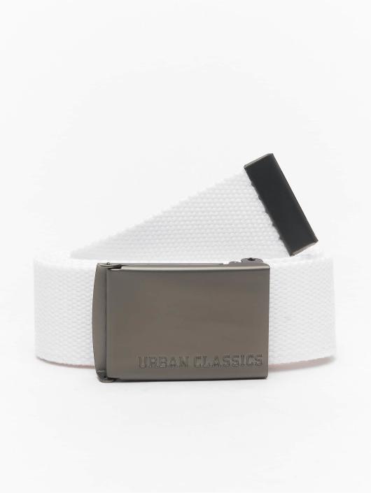 Urban Classics Belt Canvas white