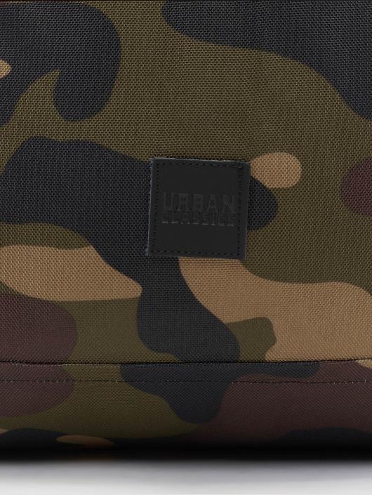 Urban Classics Beutel Gym camouflage