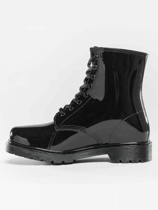 Urban Classics Chaussures montantes Laced Rain noir