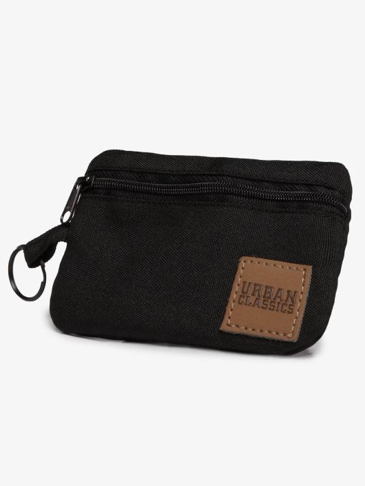 Urban Classics Geldbeutel Mini Wallet schwarz