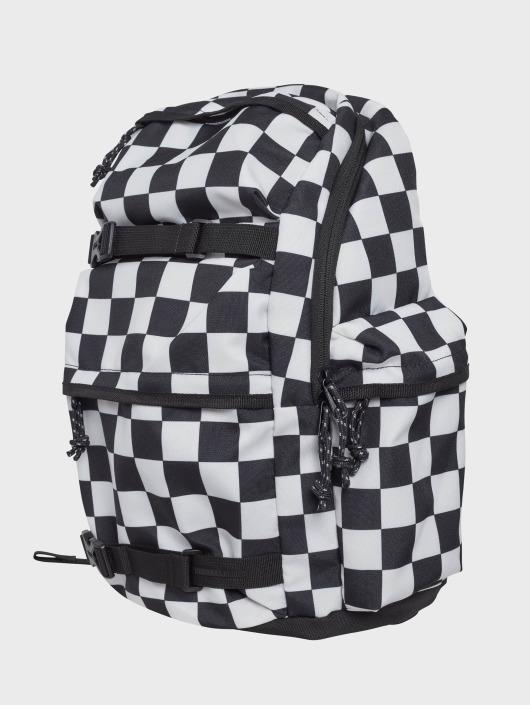 Urban Classics Rucksack Checker schwarz