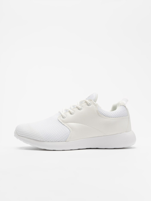 Urban Classics Sneakers Light Runner bialy