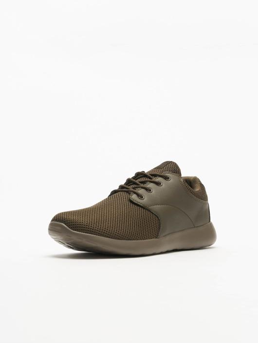 Urban Classics Sneakers Light Runner oliv
