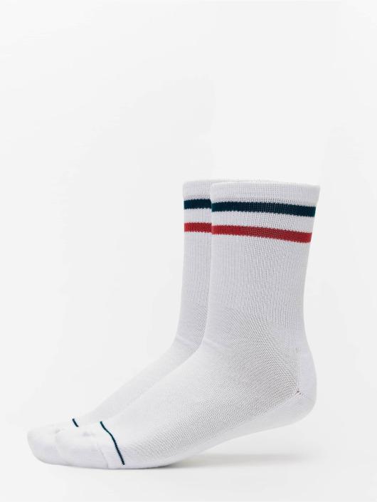 Urban Classics Socken 3 Tone weiß