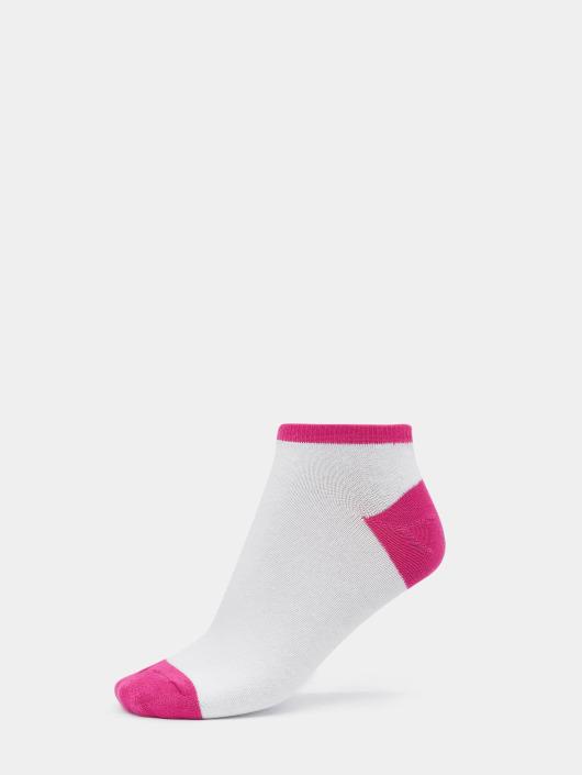 Urban Classics Socken Contrast weiß