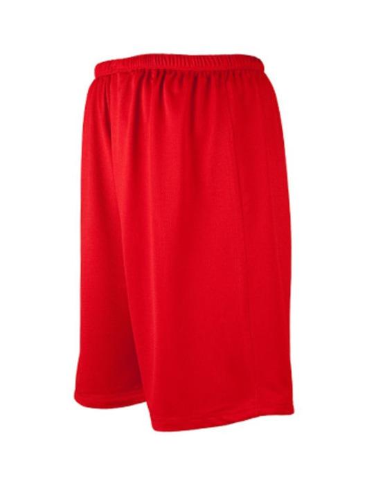 Urban Classics Szorty Bball Mesh czerwony