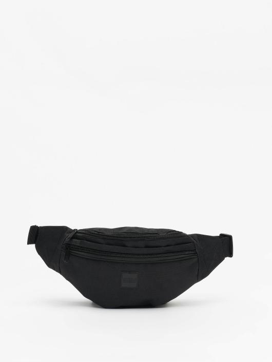 Urban Classics Torby Double Zip czarny
