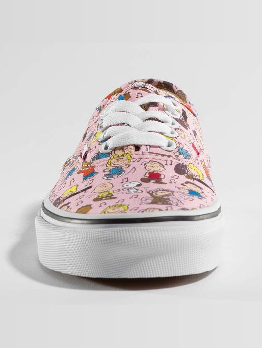 Vans sneaker Peanuts Authentic bont