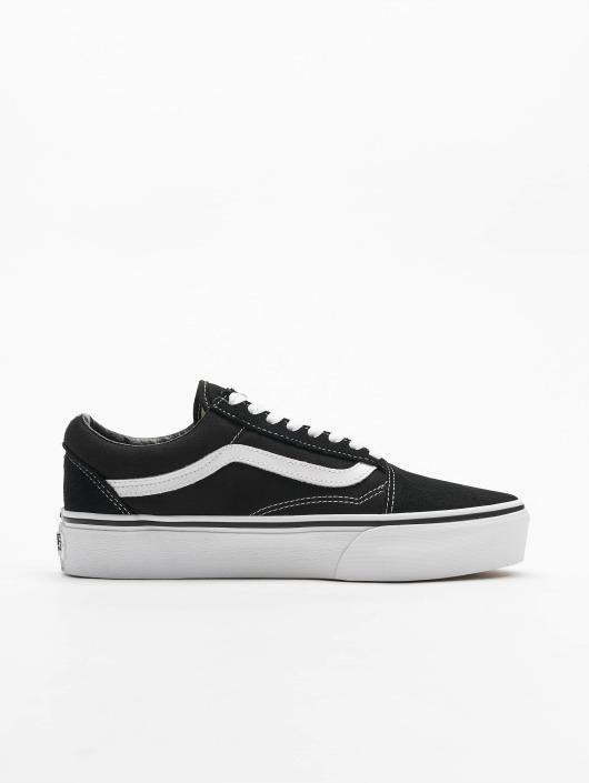 Vans Sneaker Old Skool Platform schwarz