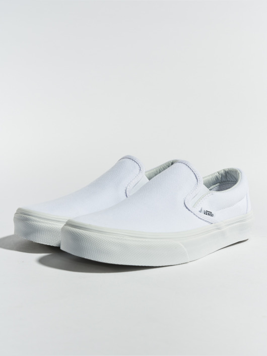 Vans Classic Slip-On Slippers True White