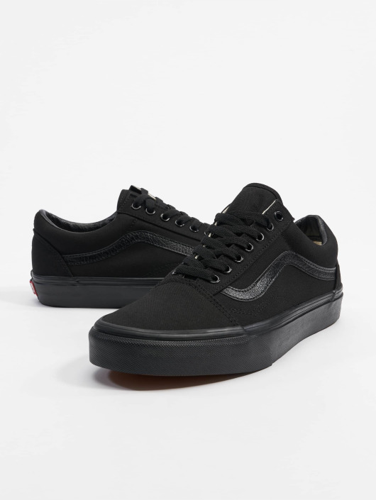 vans zwart dames old skool