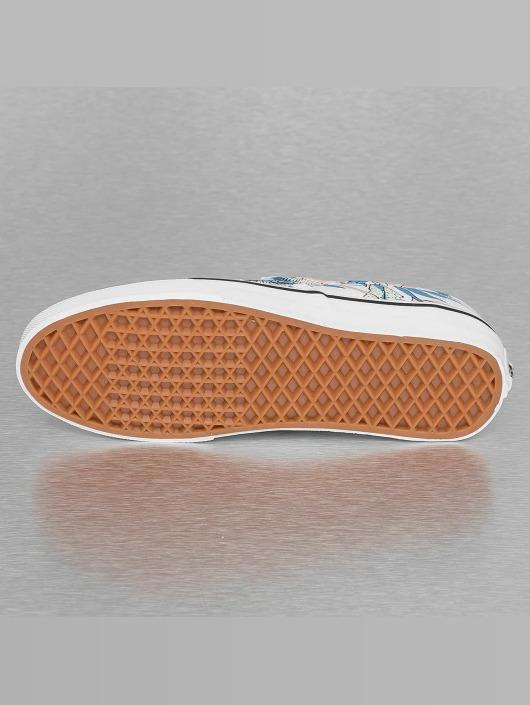 Vans Sneakers Authentic Tropical Leaves biela