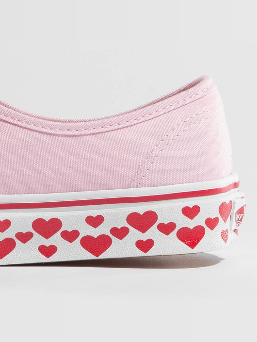 Vans Sneakers Authentic Hearts Tape ružová