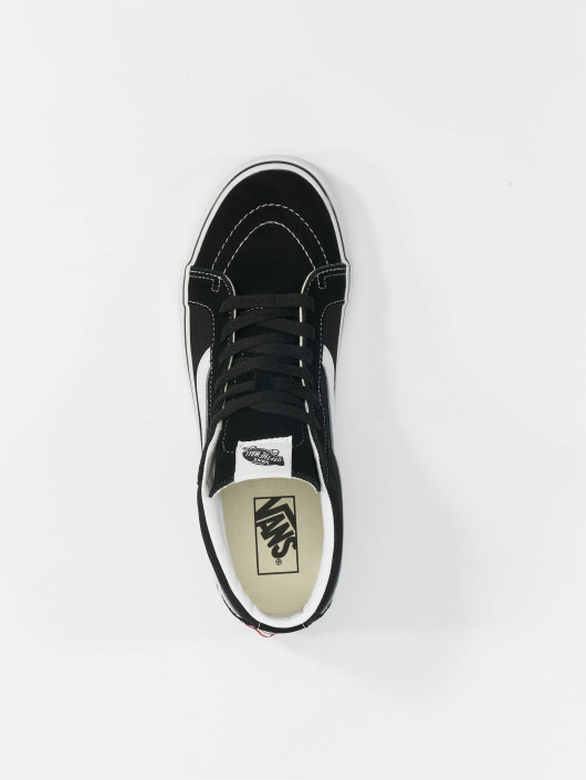 Vans Tøysko UA Sk8-Mid Reissue svart