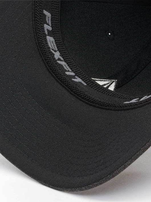 Volcom Flexfitted Cap Full Stone Heather Flexfitted grau