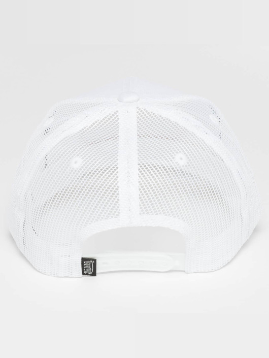 Von Dutch Casquette Trucker mesh Classic blanc