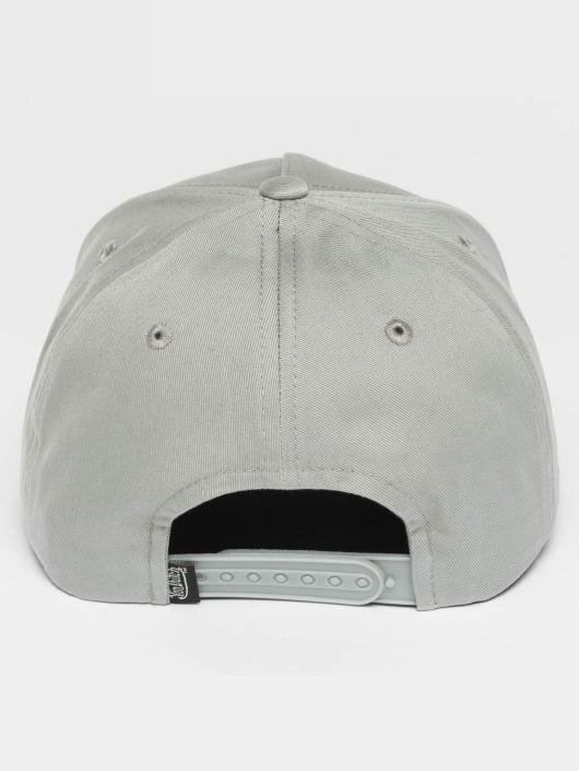 Von Dutch Gorra Snapback Classic gris
