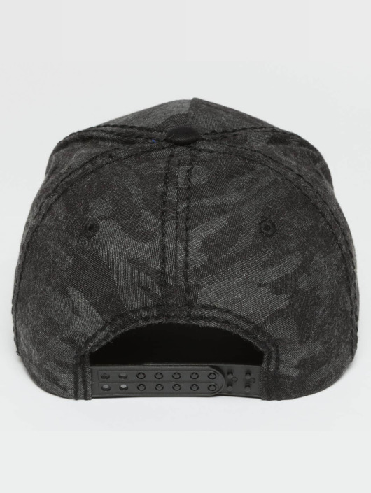 Von Dutch Snapback Cap VD0CAS1 gray