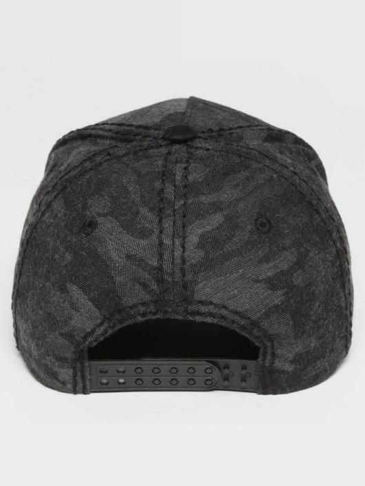 Von Dutch Snapback Cap VD0CAS1 grey
