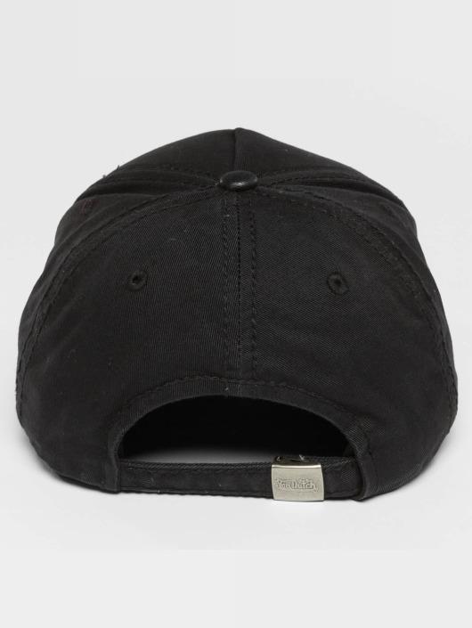 Von Dutch Snapback Caps Pad musta