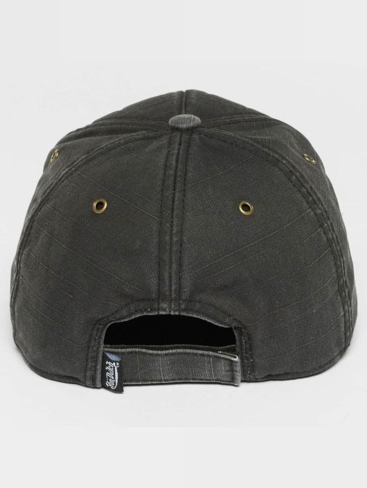 Von Dutch Snapback Caps Velcro musta