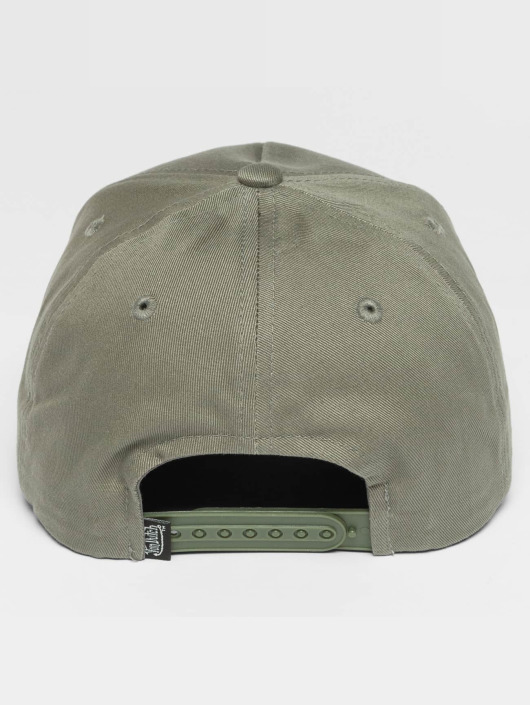 Von Dutch Snapback Caps Classic szary