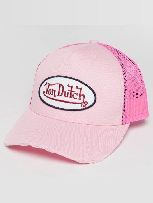 Von Dutch Trucker Cap Trucker pink