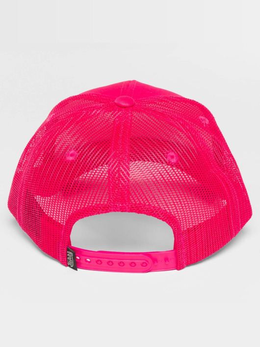 Von Dutch Trucker Cap Classic pink