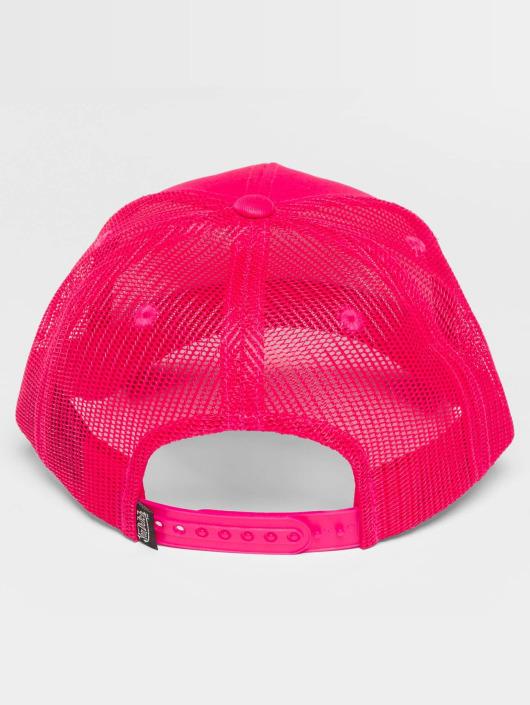 Von Dutch Verkkolippikset Classic vaaleanpunainen