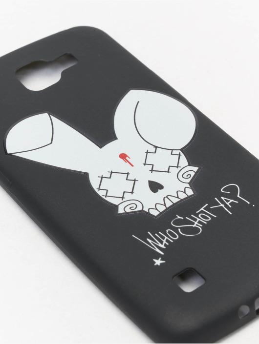 Who Shot Ya? Etui na telefon Bunny Logo LG czarny