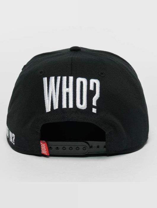 Who Shot Ya? Gorra Snapback Logo negro
