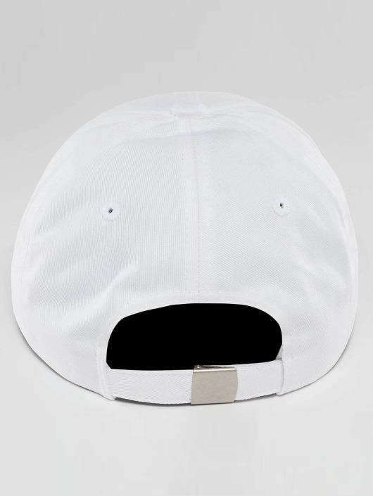 Who Shot Ya? Snapback Cap Daddy Fit Cap white