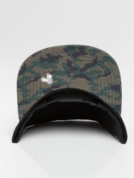 Who Shot Ya? Snapback Caps Respekt svart