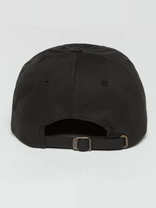 Wu-Tang Snapback Cap Logo Dad schwarz