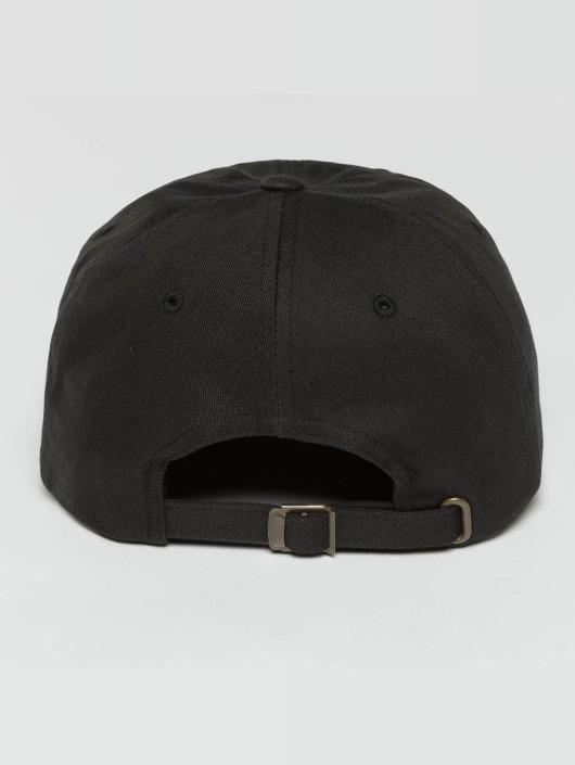 Wu-Tang snapback cap Logo Dad zwart