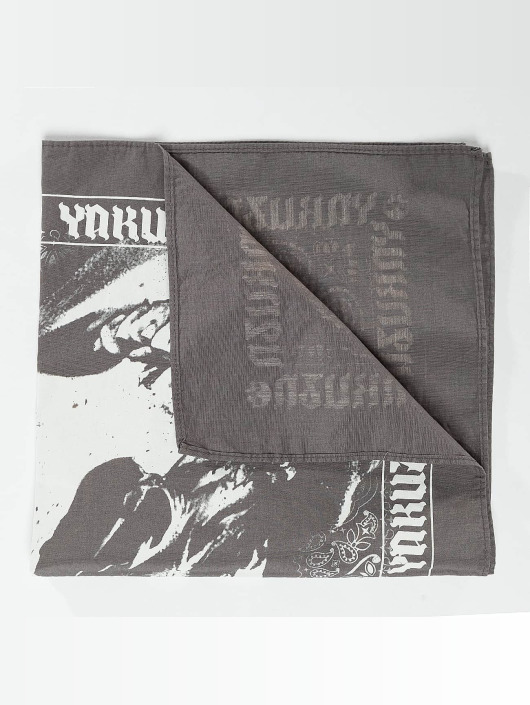 Yakuza Hodetørkler/Hodeskjerf Skull grå