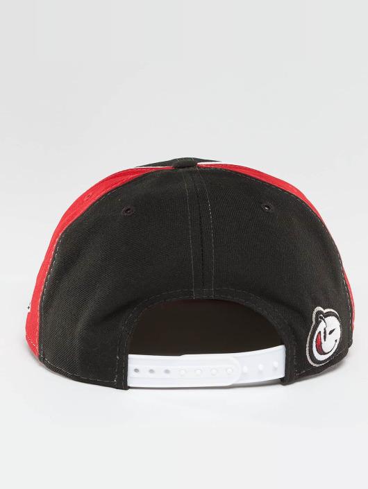 Yums Snapback Cap Fantastic schwarz