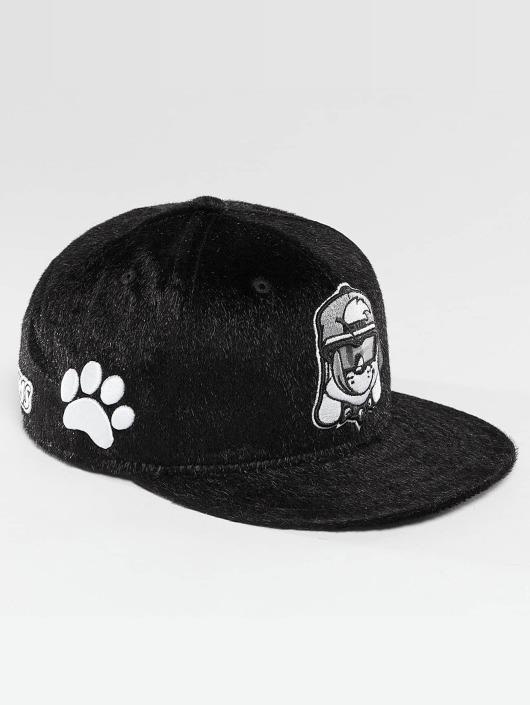 Yums Snapback Cap Era Top Dog schwarz