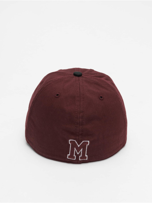 47 Brand Fitted Cap  rot