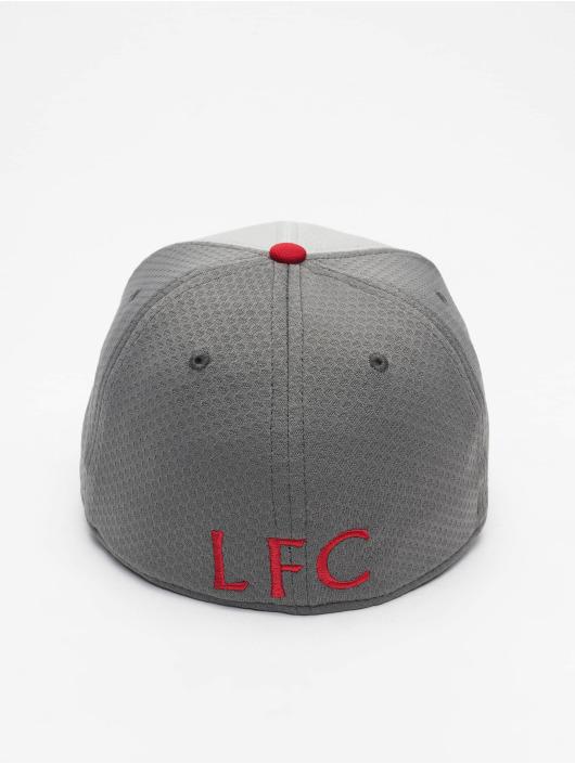 47 Brand Flexfitted Cap EPL Liverpool FC Pop Contender grau