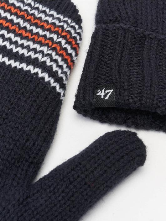 47 Brand Handschuhe Tigers Addison Mitten blau