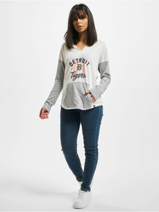 47 Brand Hoody MLB Tigers Fade Out beige