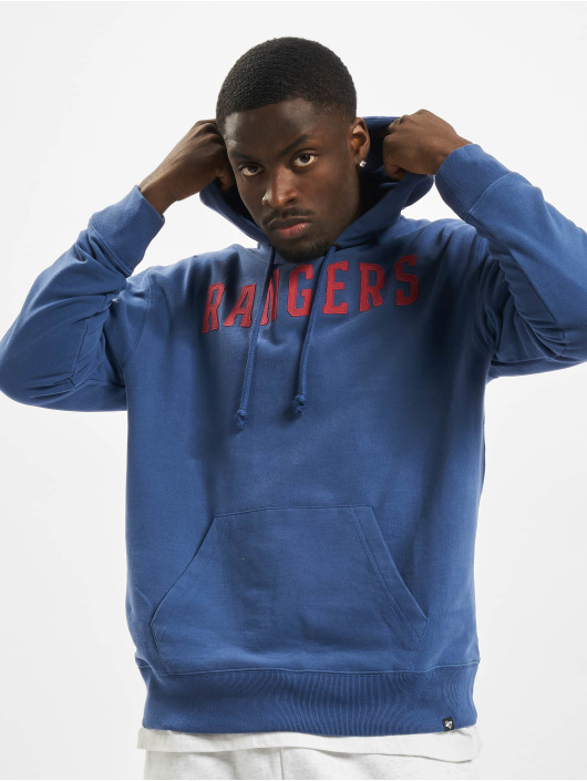 47 Brand Hoody New York Rangers Stateside Striker blau