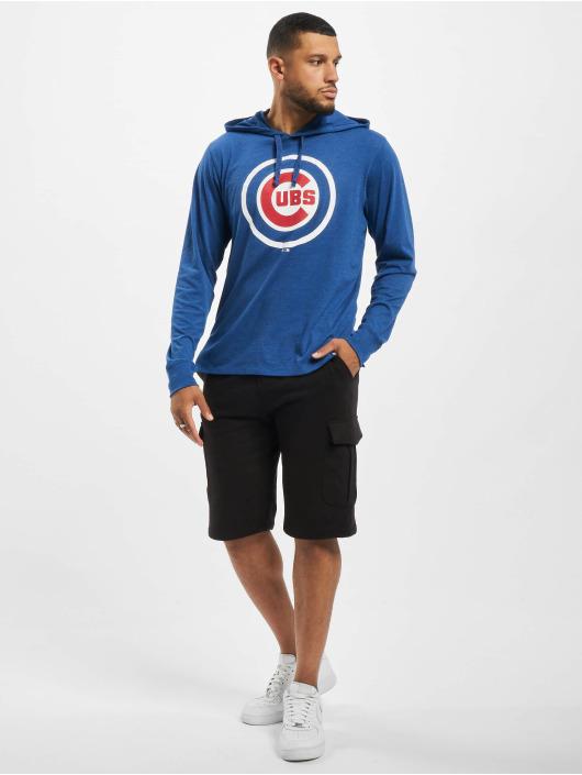47 Brand Hoody Chicago Cubs Imprint Club blau