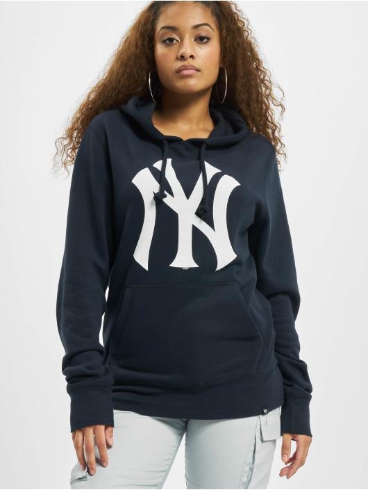 47 Brand Hoody MLB Yankees Headline blau