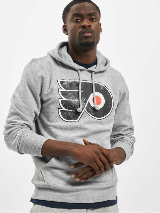47 Brand Hoody Philadelphia Flyers Knockaround Headline grau