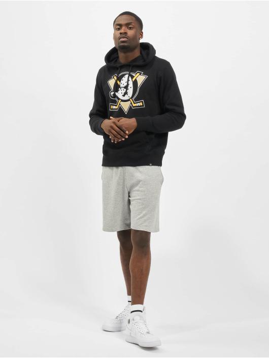 47 Brand Hoody Anaheim Ducks Imprint Headline schwarz