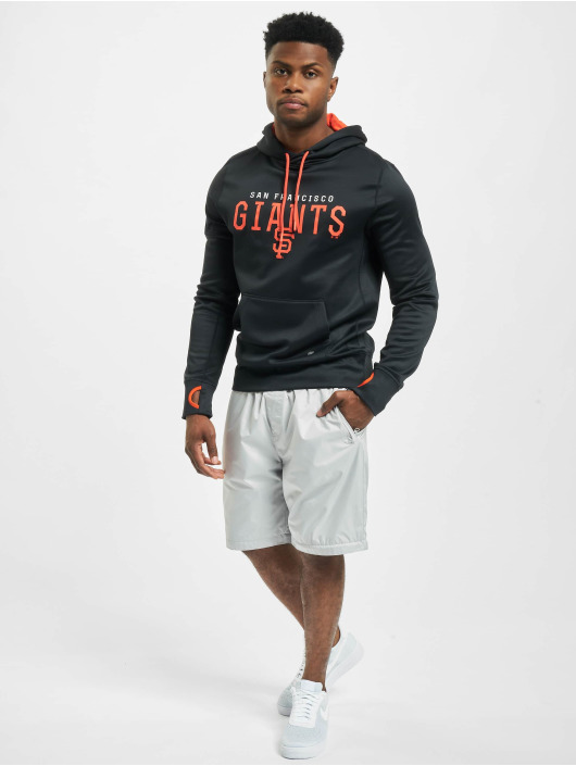 47 Brand Hoody MLB Giants Formation schwarz