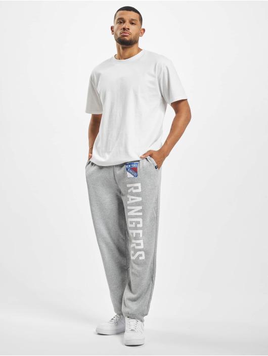 47 Brand Jogginghose New York Rangers Headline grau